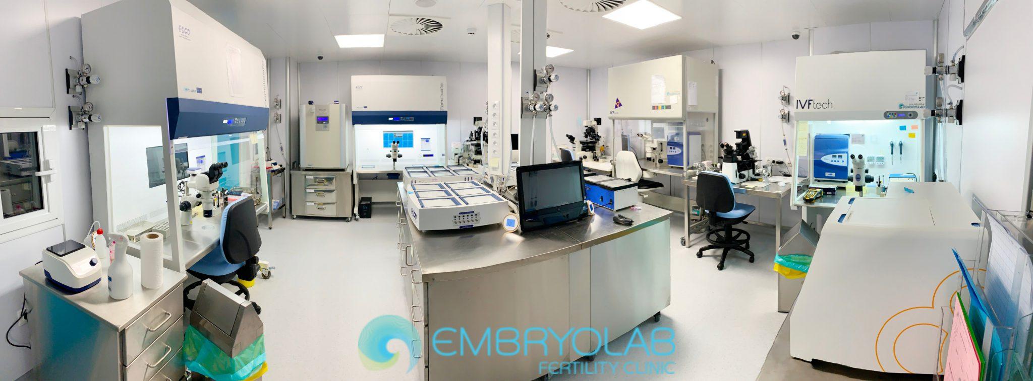 Εργαστήριο Embryolab