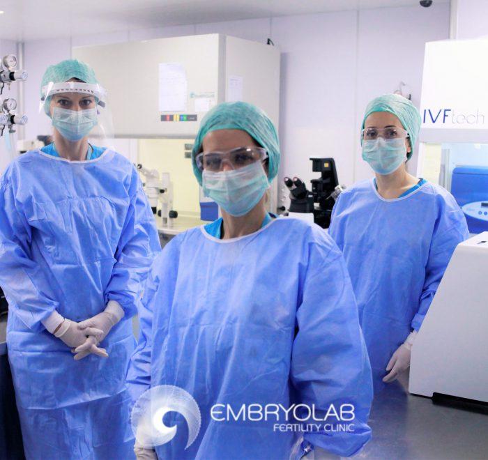 Εμβρυολόγοι Embryolab