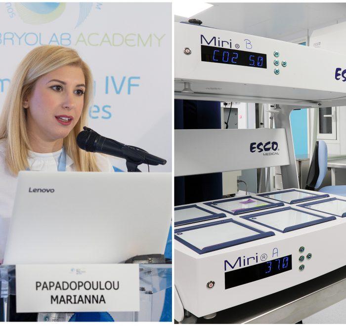 Μαριάννα Παπαδοπούλου | Κλίβανος Καλλιέργειας εμβρύων Miri